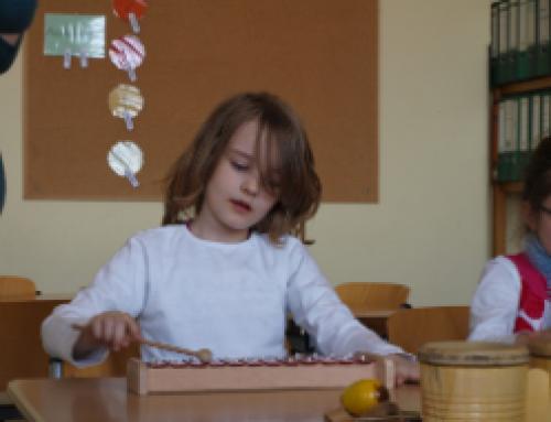 Musikalische Förderung Pestalozzi-Grundschule Wiesbaden 2013