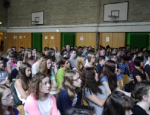 Nachhaltigkeitstage Elisabethenschule Hofheim 2015