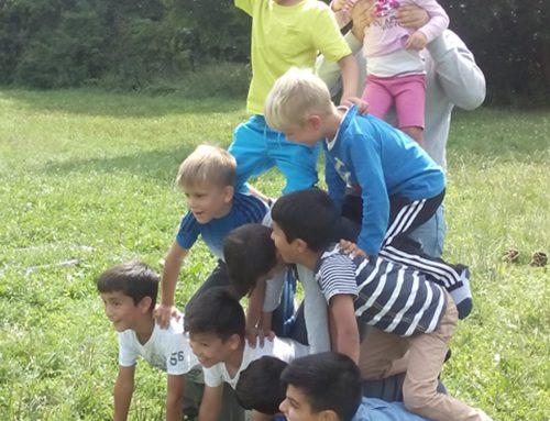 Pippi Langstrumpf Woche für Kinder mit Migrationshintergrund in den Schulferien