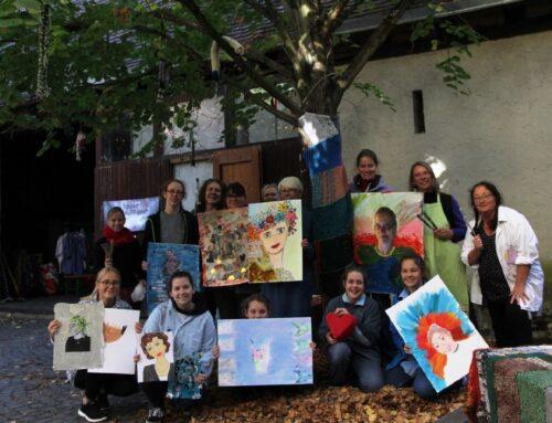 Kunst als Möglichkeit der Integration