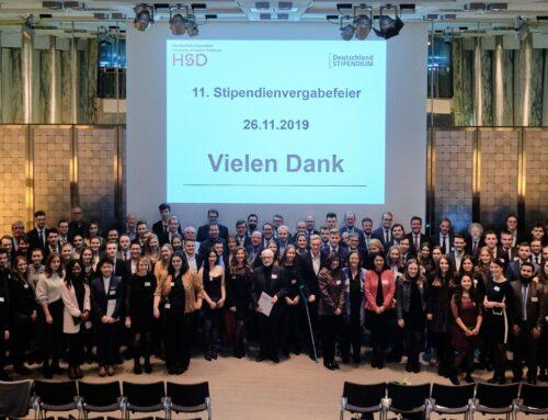 Die Clément-Stiftung übernimmt zwei Deutschland-Stipendien