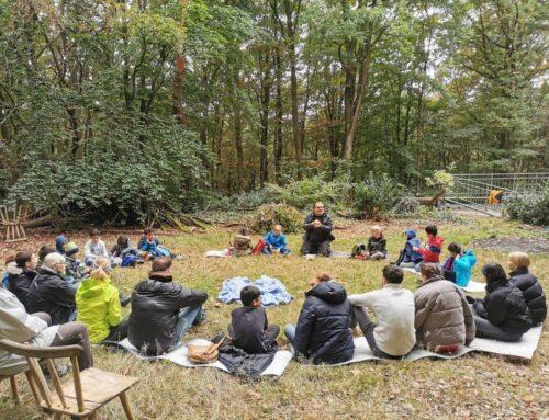 BERICHT: Walderlebniswoche in den Herbstferien Oktober 2020