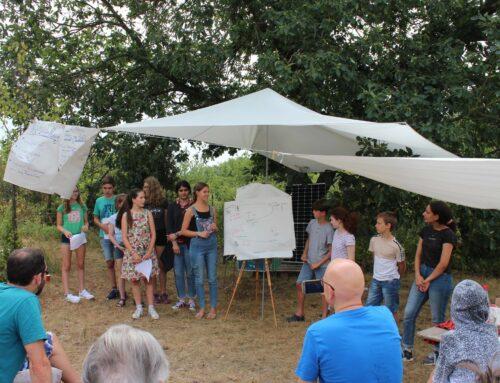 Bericht zum vergangenen KlimaSommerCamp (vom 10. – 14.08.2020) für Jugendliche